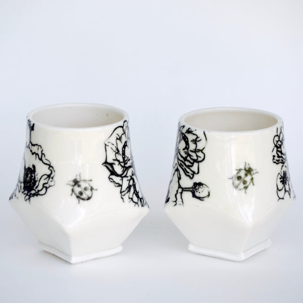 Porcelain Tumblers | Ready-to-Ship