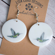 Load image into Gallery viewer, Hummingbird Earrings | Andrea Holmes | Ready-to-Ship