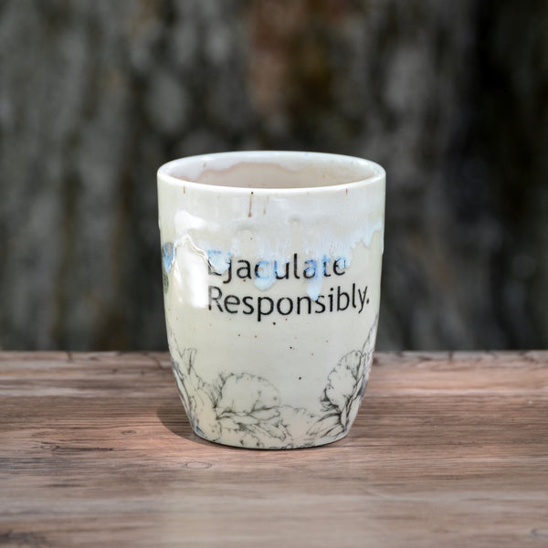 A Cup with a Message | Limited Edition | Ready-to-Ship