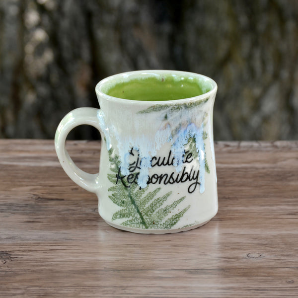 A Mug with a Message | Limited Edition | Ready-to-Ship