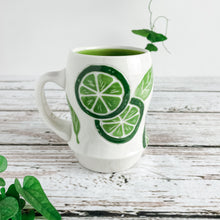 Load image into Gallery viewer, Lime Porcelain Mugs | Limited Edition | Ready-to-Ship