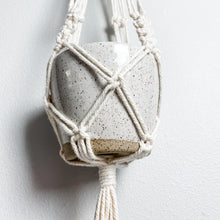 Load image into Gallery viewer, Macrame Hanging Planter | Limited Run | Ready-to-Ship