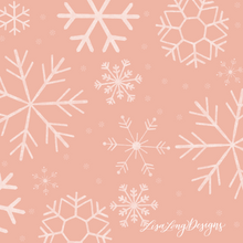 Load image into Gallery viewer, Vintage Snowflake Procreate Stamp Brush Set | Digital Product