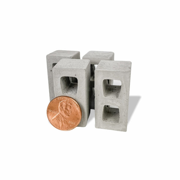Tiny Cinder Blocks