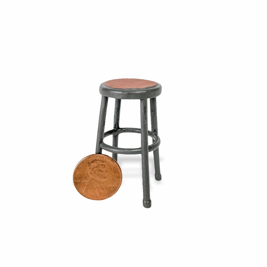 Tiny Pottery Stool
