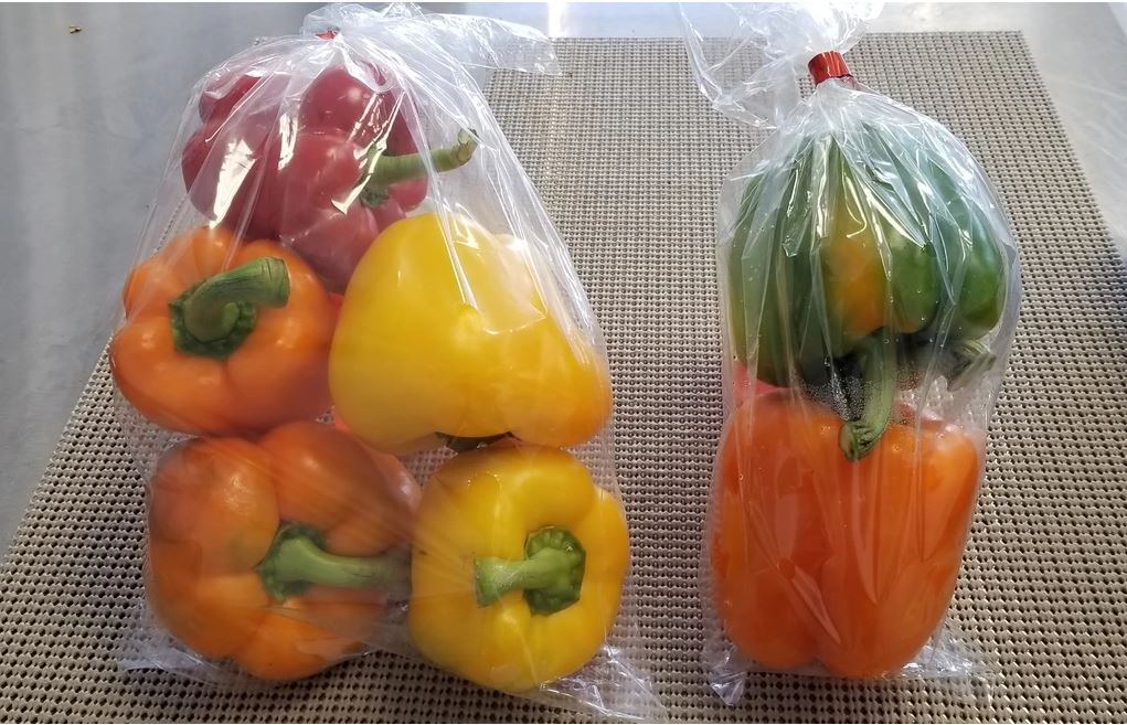 Locally Grown Bell Peppers