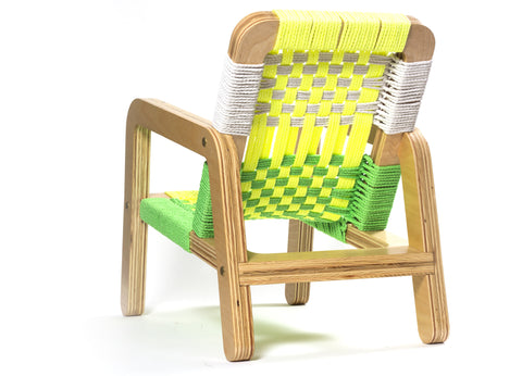 Mini Palapa Lounge Chair