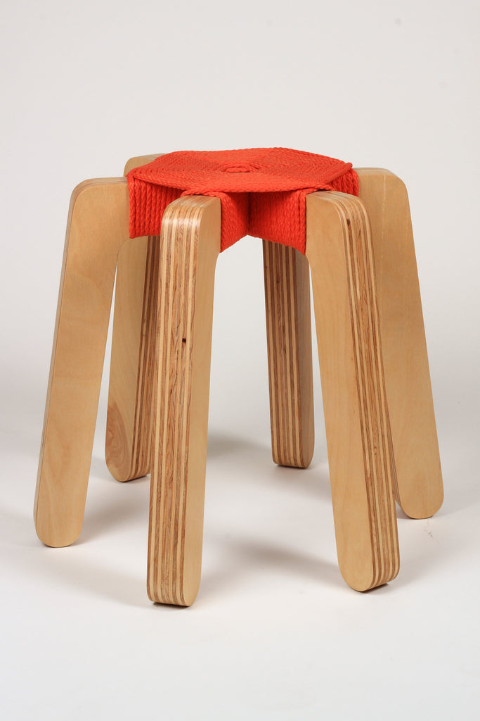 Short Gods Eye Stool