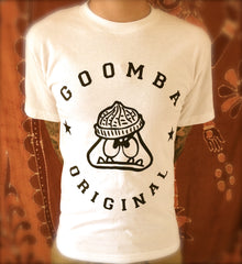 Goomba Original White Tee