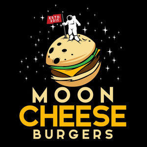 Moon Cheese Burgers