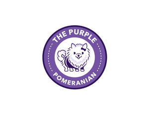 The Purple Pomeranian