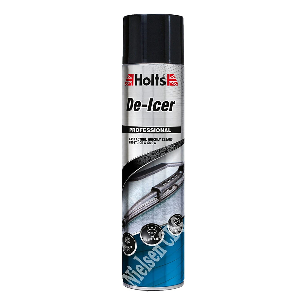 Holts De-Icer Spray Can 500ml