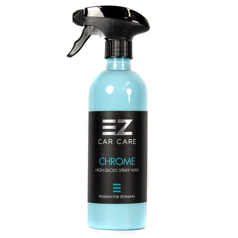 EZ Car Care Chrome High Gloss Spray Wax 500ml