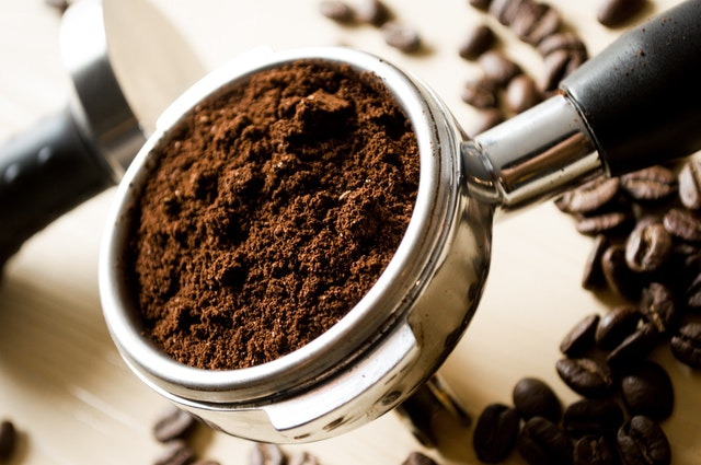 Three ways to recycle your used coffee grounds