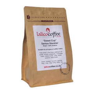 Brazil Santos Stockler Sweet Cup Coffee