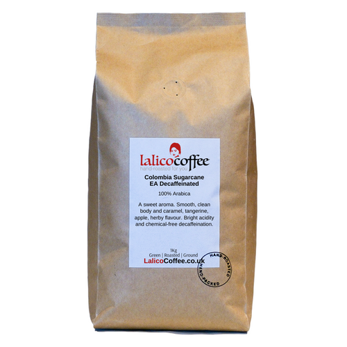 Colombia Sugarcane Descafecol Decaffeinated