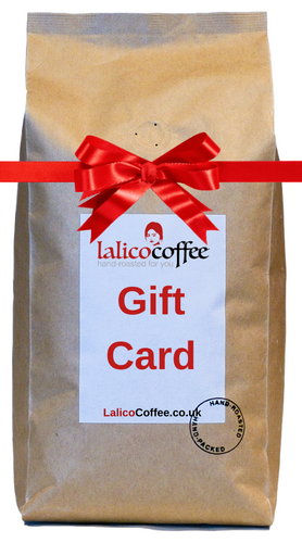 Lalico Coffee Gift Card