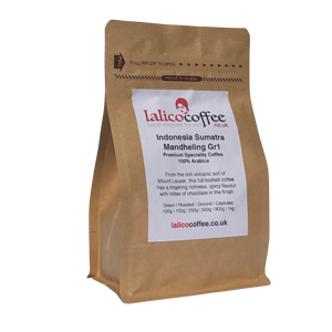 Indonesia Sumatra Mandheling G1 Takengong coffee