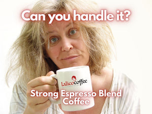 Strong Espresso Blend Coffee