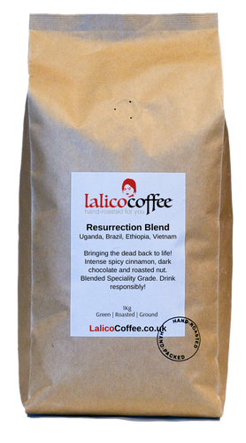 Resurrection Espresso Blend Coffee