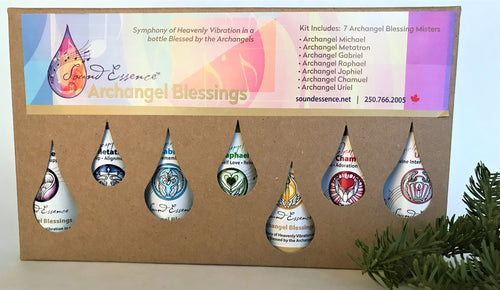 Archangel Blessings 60ml Set