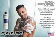 Load image into Gallery viewer, CODE 3 Total Body Wash for Men