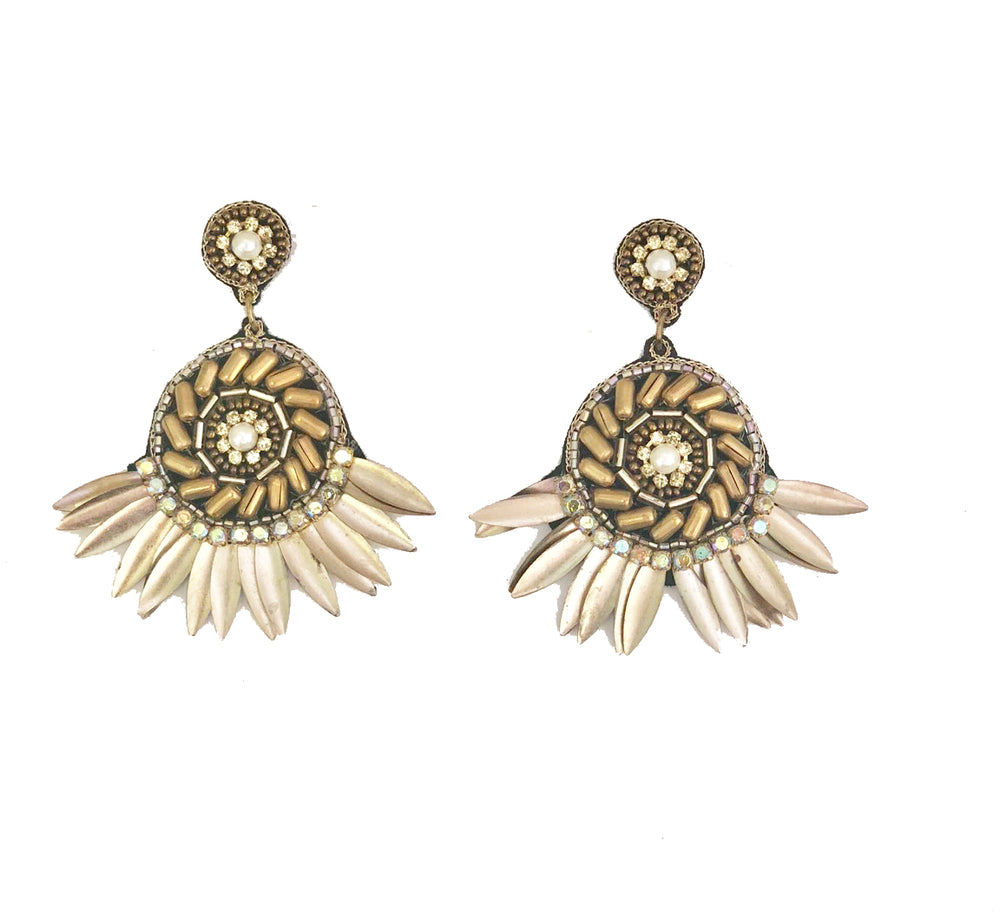 Aurelia Statement Studs