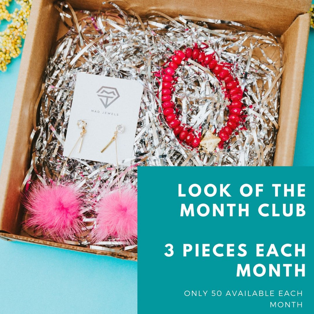 Look of the Month Club - 3 Month Gift