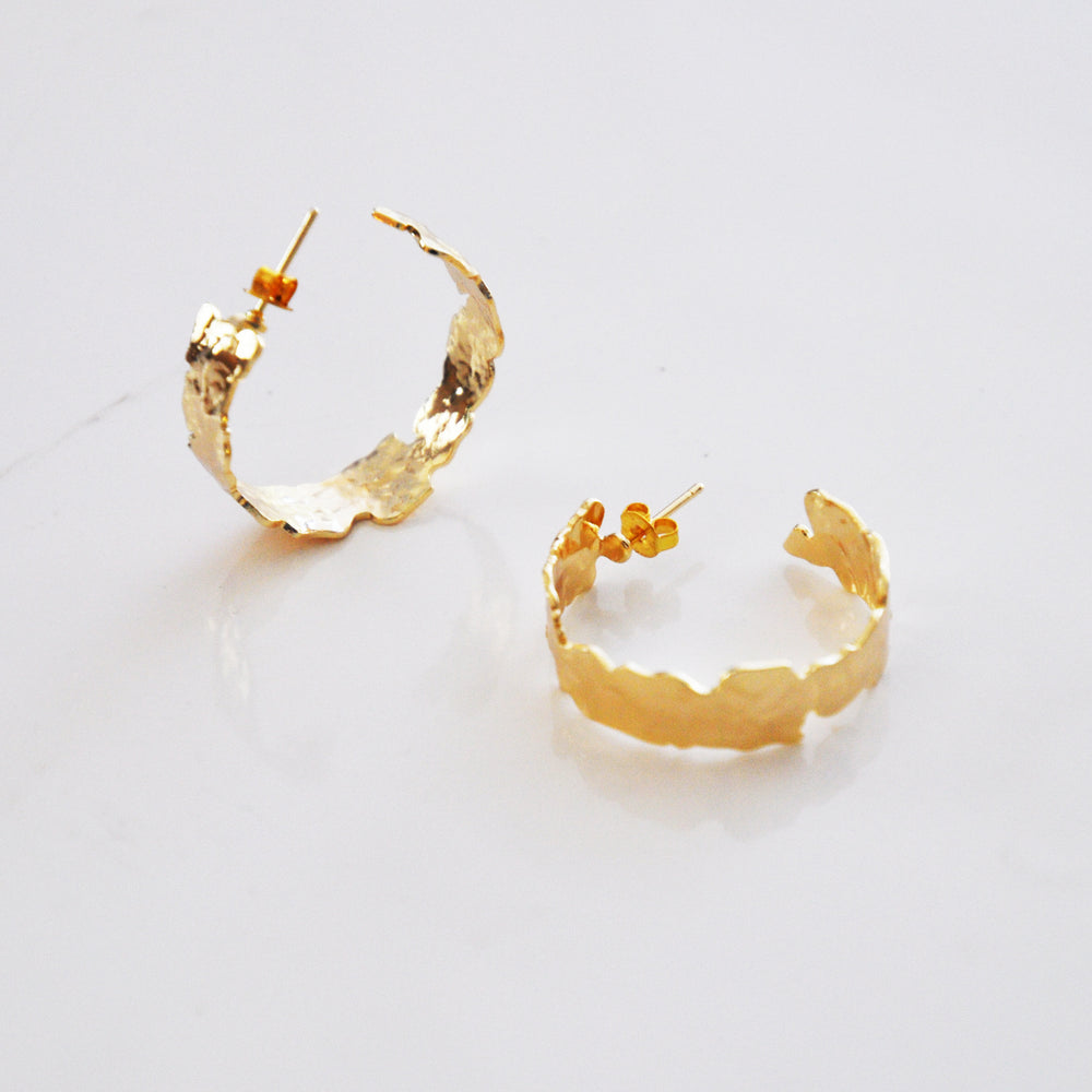 Liv Hoop Earrings