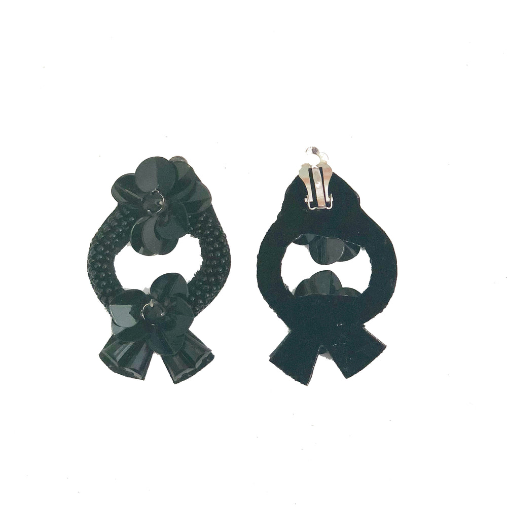 Zoe Clip-On Earrings