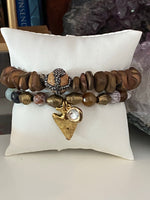 Follow Your Arrow Bracelet Set | OOAK