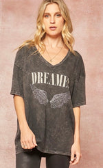 Dreamer Oversized Graphic Tee