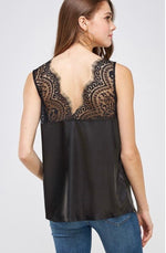 Kacey Lace Top
