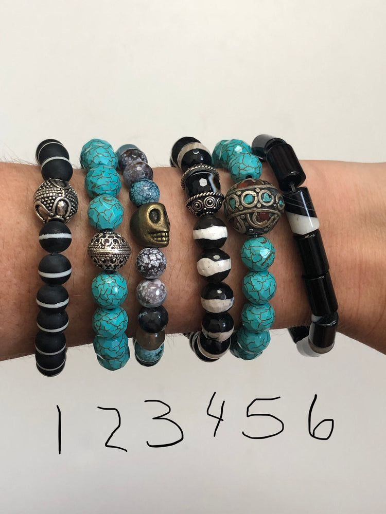 Men's One of a Kind Bracelets