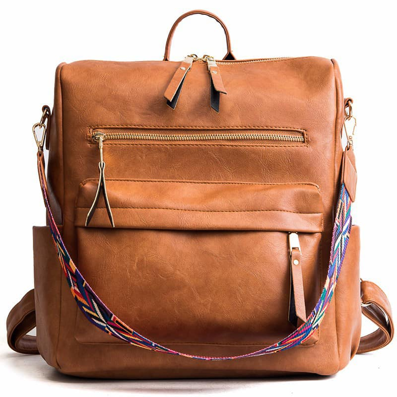Kate Vegan Leather Backpack