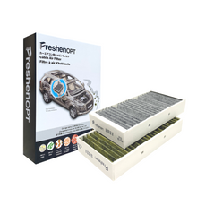 Load image into Gallery viewer, FreshenOPT I Premium Cabin Air Filter for Mercedes Benz OE#: 166 830 03 18