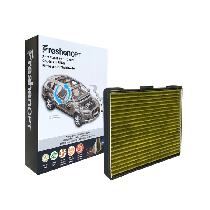 F-1197C Fresh Opt- Hyundai Premium Cabin Air Filter [97133-2D000] FreshenOPT Inc.