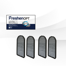 Load image into Gallery viewer, F-1034 Fresh Plus-BMW Premium Cabin Air Filter [64319070072] (SETS) FreshenOPT Inc.