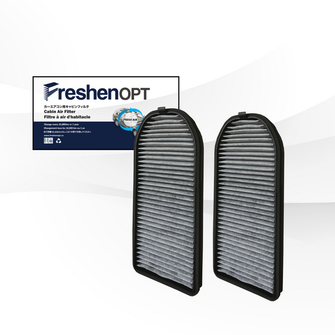 F-1034 Fresh Plus-BMW Premium Cabin Air Filter [64319070072] (SETS) FreshenOPT Inc.