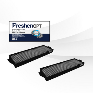 F-1075-1 Fresh Opt- Saab Premium Cabin Air Filter [5047113] FreshenOPT Inc.