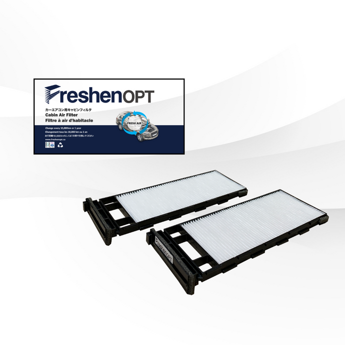 F-1151 Fresh Opt-Nissan Premium Cabin Air Filter [27275-2W625] FreshenOPT Inc.