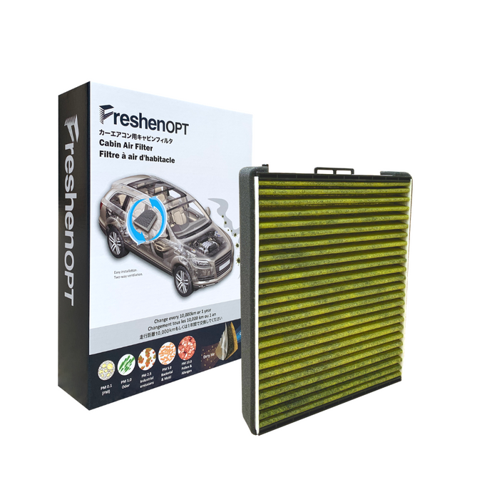 F-1198C Fresh Opt- Hyundai Premium Cabin Air Filter [97619-38100] FreshenOPT Inc.