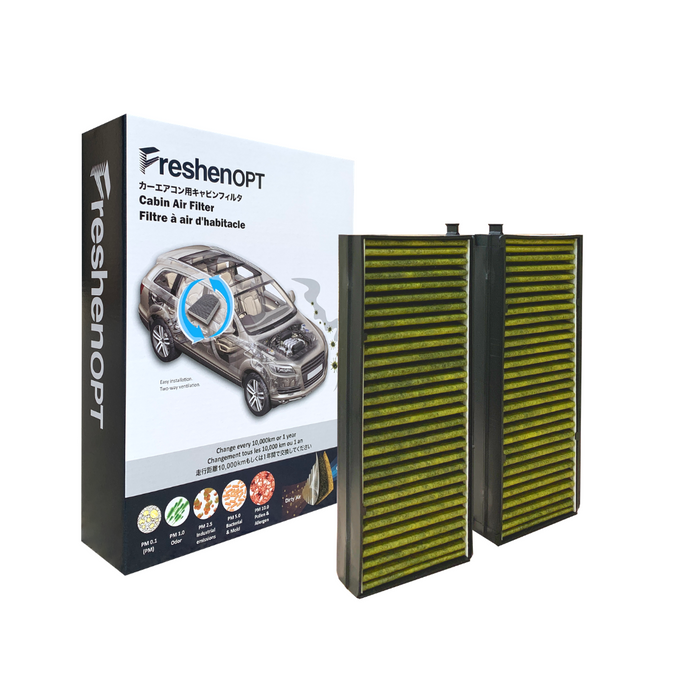 F-1199 Fresh Opt- Hyundai Premium Cabin Air Filter [97619-3D000] FreshenOPT Inc.