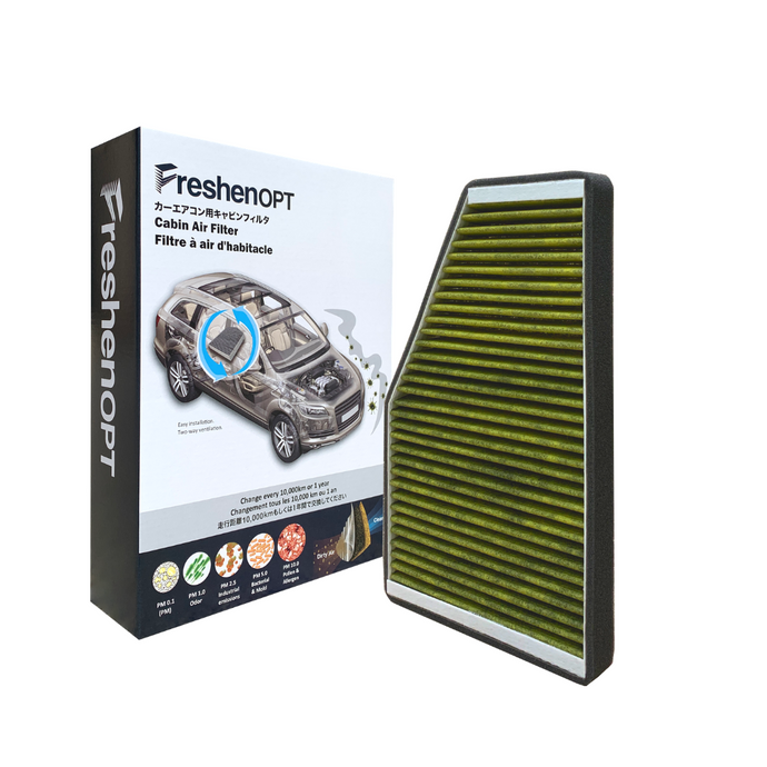 F-1273C Fresh Opt- Ford Premium Cabin Air Filter [YL8Z19G244AA] FreshenOPT Inc.