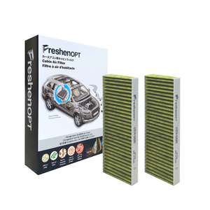 F-1385C Fresh Opt- Nissan Premium Cabin Air Filter [27274-EA000] FreshenOPT Inc.