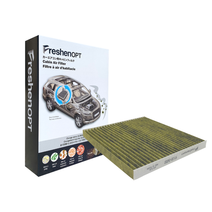 F-3178C Fresh Opt-KIA Premium Cabin Air Filter [97133-2W000] FreshenOPT Inc.