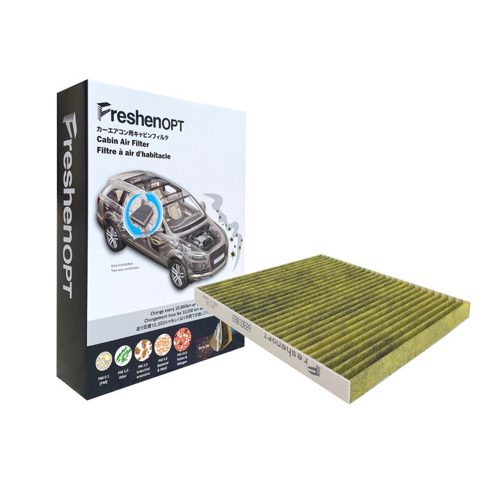 F-3247C Fresh Opt-Jeep Premium Cabin Air Filter [68301863] FreshenOPT Inc.
