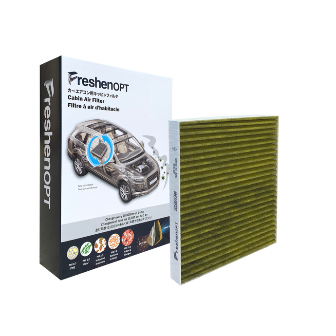 F-3254C Fresh Opt-Chrysler Premium Cabin Air Filter [5058693AA] FreshenOPT Inc.