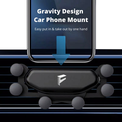 FreshenOPT I Gravity Design Phone Holder