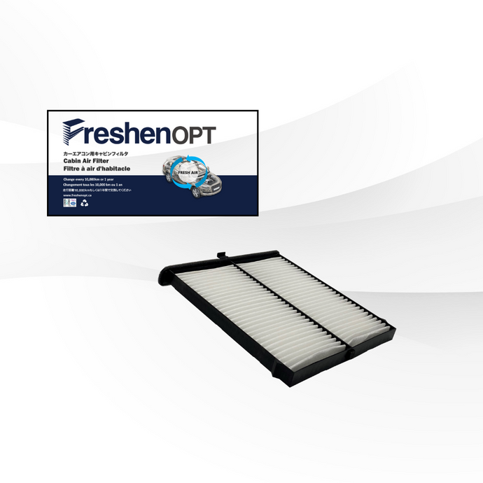 FreshenOPT cabin air filter for OEM#: KD45-61-J6X